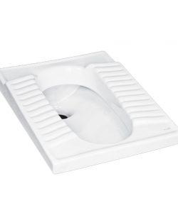 توالت ایرانی نیم گود ایساتیس مدل آریا