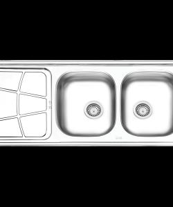 سینک روکار ایلیا استیل مدل 4030