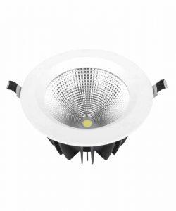 چراغ پنلی ۸۰ وات LED COB پارس شعاع توس مدل هارمونیک
