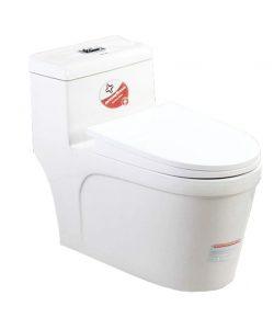 توالت فرنگی بومرنگ مدل MJ58